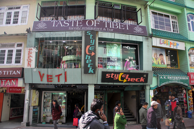 Taste of Tibet, Gangtok, India