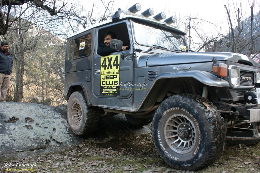 Muzaffarabad Jeep Club Neelum Snow Cross - 8469284608 ed8da179f6 b