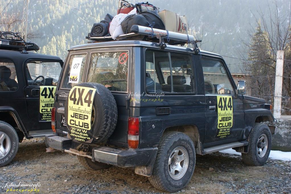 Muzaffarabad Jeep Club Neelum Snow Cross - 8469333354 48fc3b2e2c b