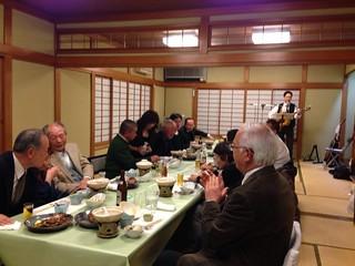 2013/2/11 埼玉県蕨市 春日商店会新年会