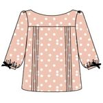 Design Mathilde Blouse