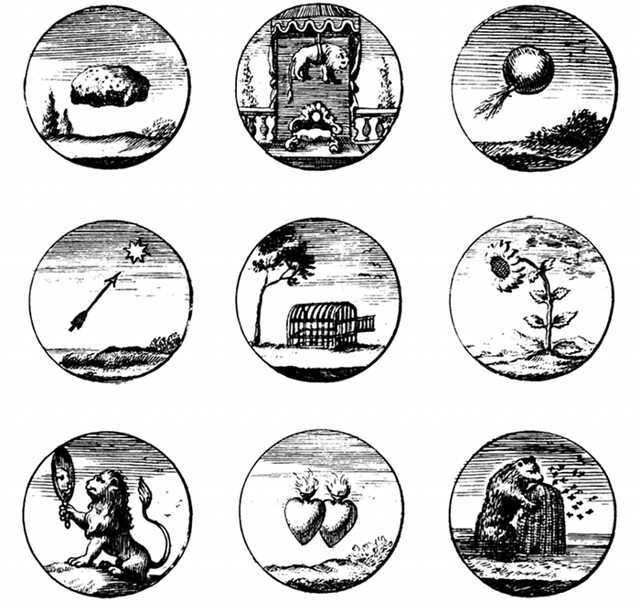 emblems ancient and modern 1699 the public domain review