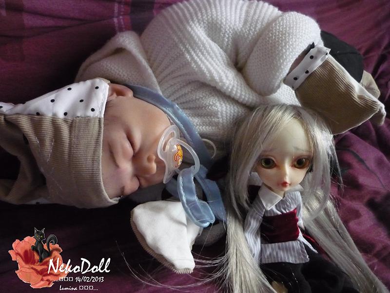 Nurserie Neko doll  8473736310_5954814f7f_c