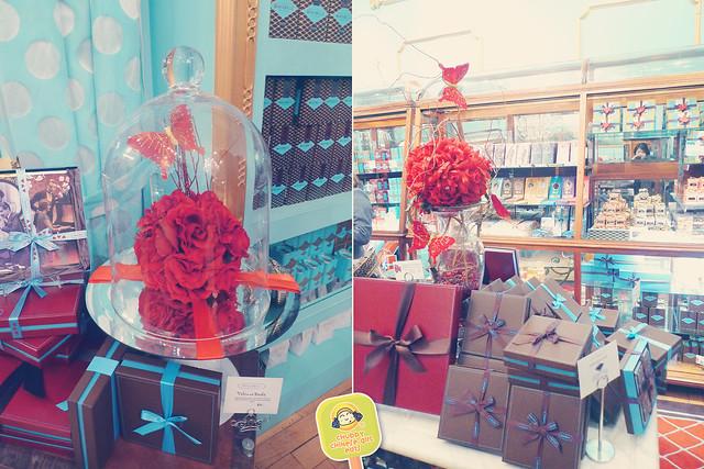 Mariebelle NY - chocolat shop 4