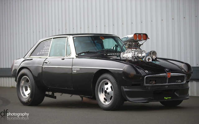 MGB Dragster