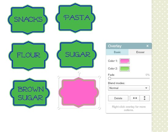 Hi Sugarplum | How To Create Free Labels