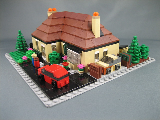 Another Mini Lego House Flickr Photo Sharing