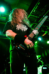 Cannibal Corpse, Brewhouse - 130214