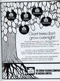 Guide to Lagos 1975 045 utc motors giant trees don't grow overnight