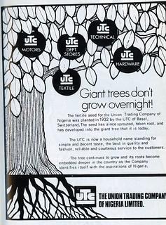 Guide to Lagos 1975 045 utc motors giant trees don't grow overnight