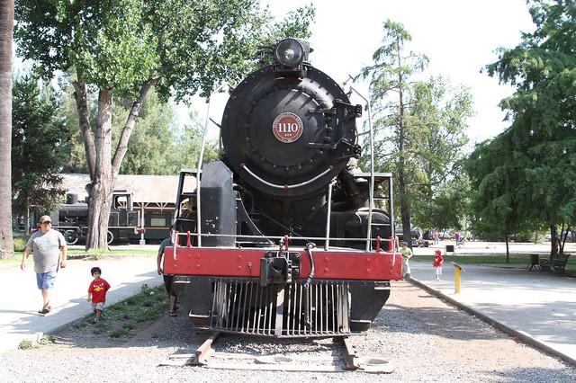 Santiago Railway Museum