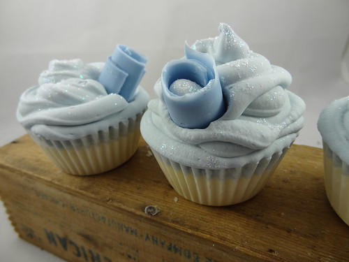 Blueberry Lemon Soap Cupcake - The Daily Scrub (11)