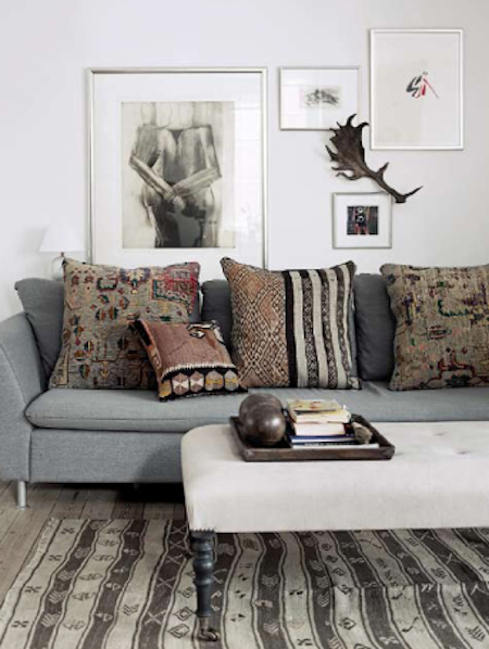 Elle Decoration Norway AphroChic Modern Soulful Style