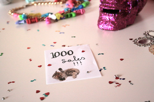 1000 sales! PIXIE and PIXIER