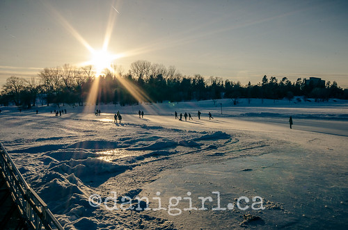 And the sun sets on another Winterlude...