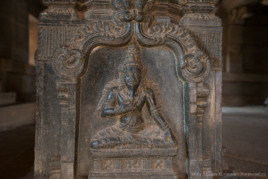 Sculptures of Vijayanagar empire, Karnataka, India