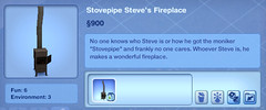 Stovepipe Steve's Fireplace