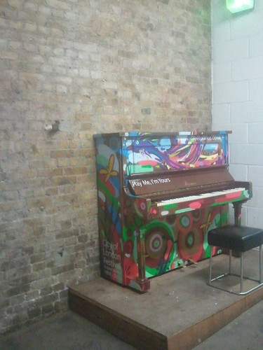 Street Piano, Herne Hill