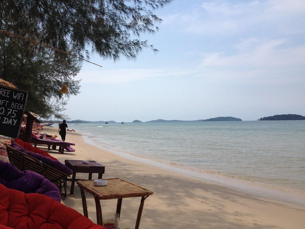 Otres Beach Sihanouk Ville