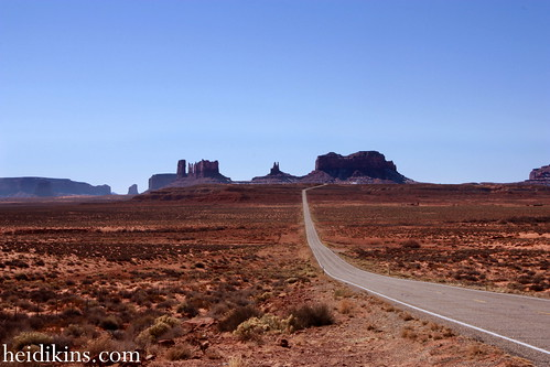 Monument Valley_North Access Road 5_heidikins