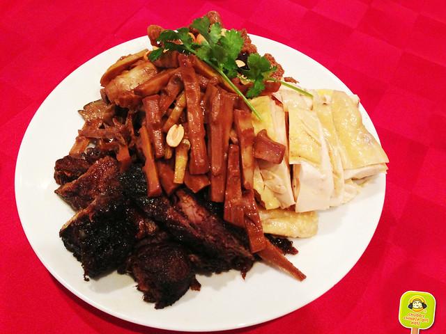 456 Shanghai Cuisine - cold dish combo four