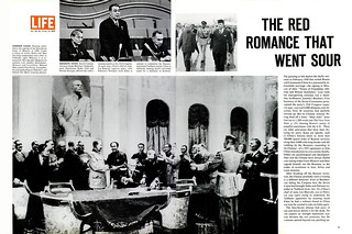 LIFE April 8, 1966 (1) THE RED ROMANCE THAT WENT SOUR