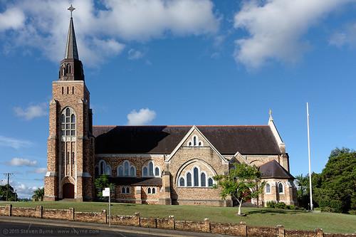 church architecture buildings australia structure nsw anglican lismore