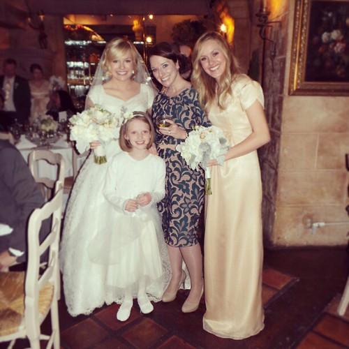 Britty is a Mrs.! @brookempaulsen @britmariger