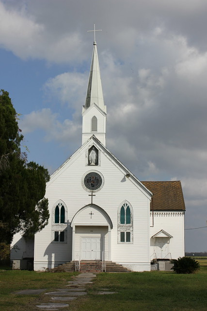 St. Mary's Chapel, Union LA