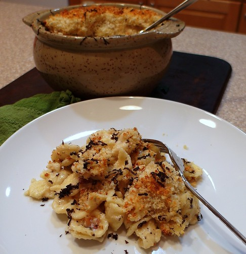 Truffle Mac and Cheese