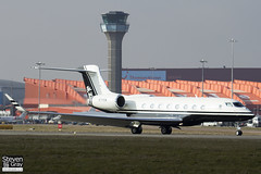 N711SW - 6007 - Private - Gulfstream G650 - 120227 - Luton - Steven Gray - IMG_3031