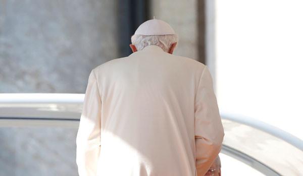 POPE-RESIGNATION/