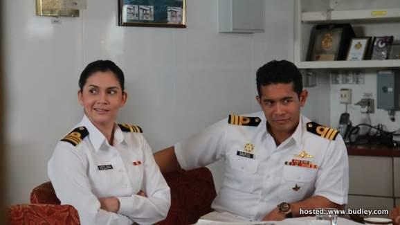 Fahrin Ahmad dan Julia Ziegler pegang watak utama