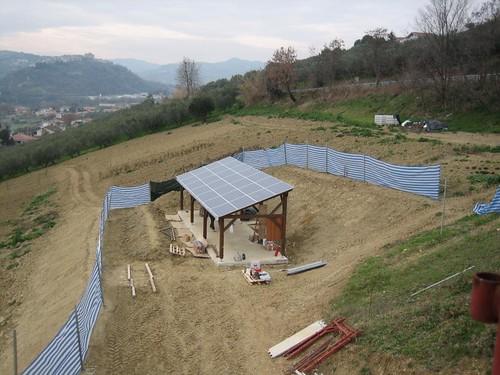 5,93 kWp a Castiglione Messer Raimondo (TE)