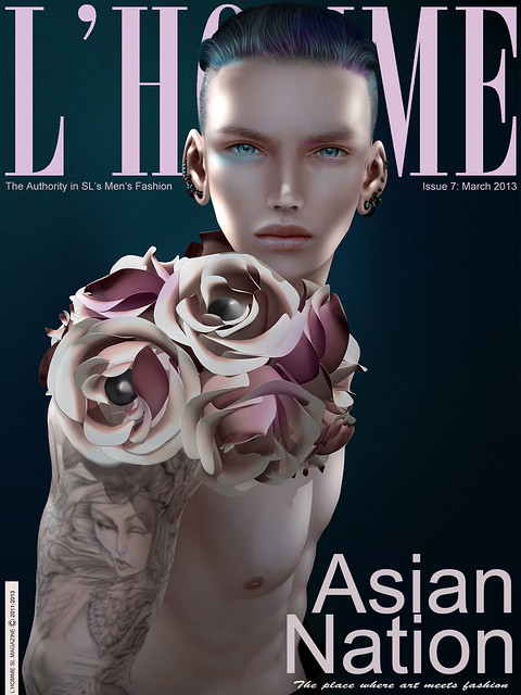 L'HOMME SL Magazine Issue 7 March 2013