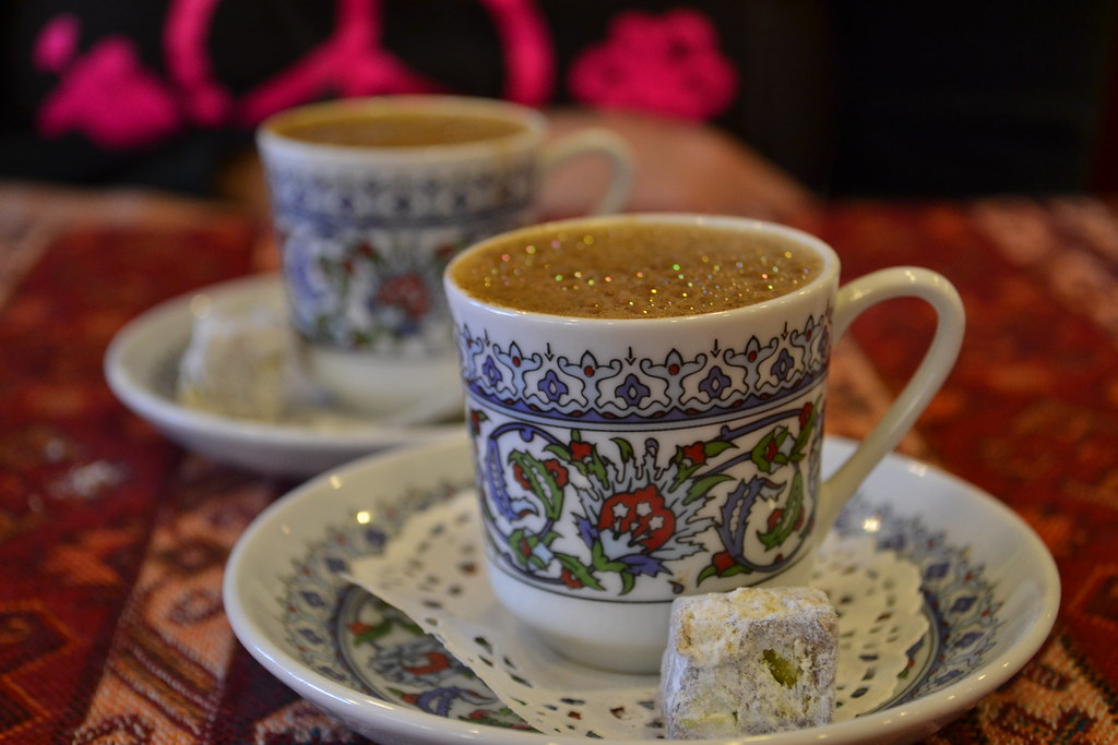 Another Turkish coffee