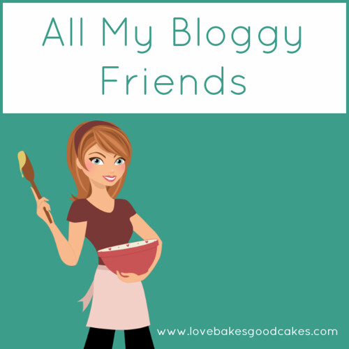 lbgc - all my bloggy friends