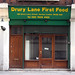 Drury Lane First Food, Drury Lane WC1