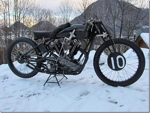 Mc Evoy 1000cc Anzani 8 Valves 1924 ( De -  Hockenheim Museum ) by vintage-revival