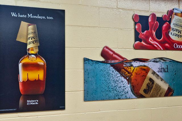 Makers Mark Ads | PopArtichoke