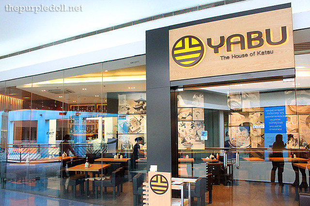 Yabu Mall of Asia