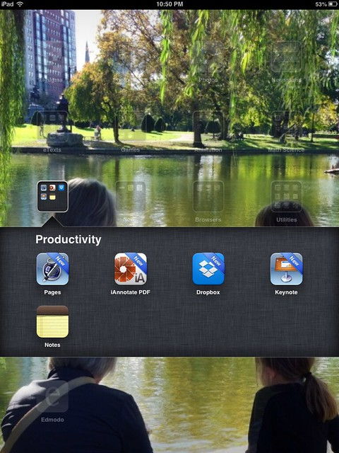 Productivity Apps (March 2013)
