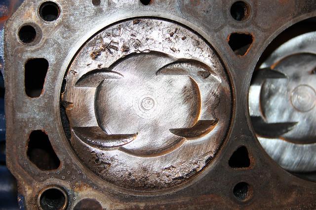 Stock  Piston Ring Thickness