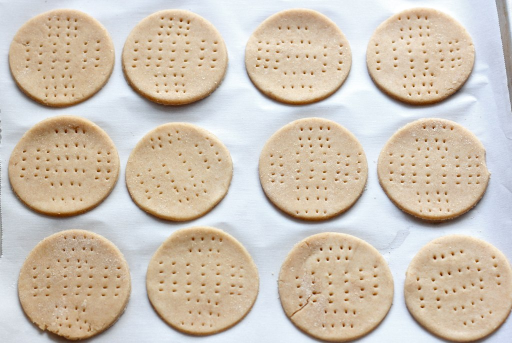 Dulce de Leche Digestive Cookies