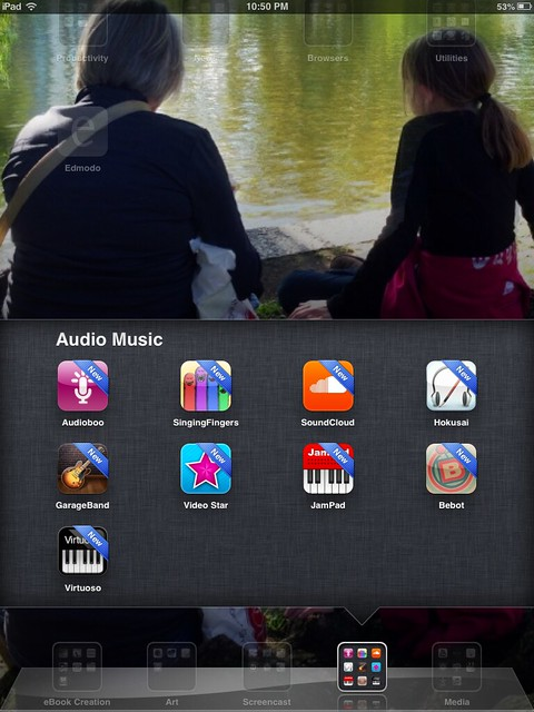 Audio & Music Apps (March 2013)
