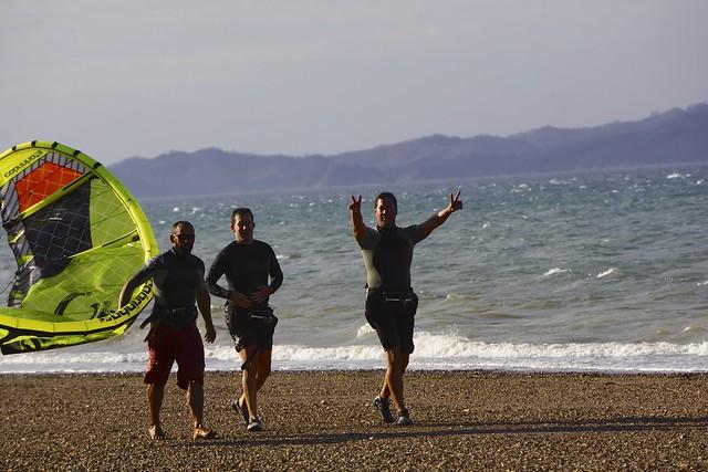 Kiting in Playa Copal, Costa Rica 15