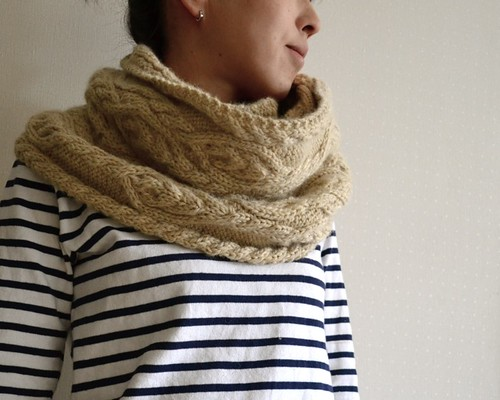 Walnut Snood