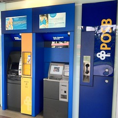machine, automated teller machine, kiosk,