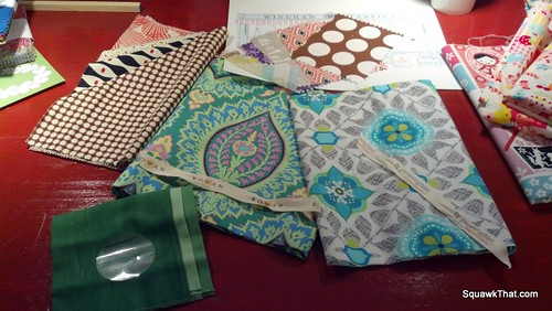 QuiltCon Purchases and Swag