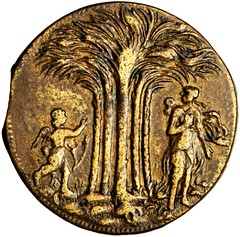 New Yorke token obverse